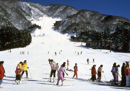 平瀬温泉白弓スキー場2