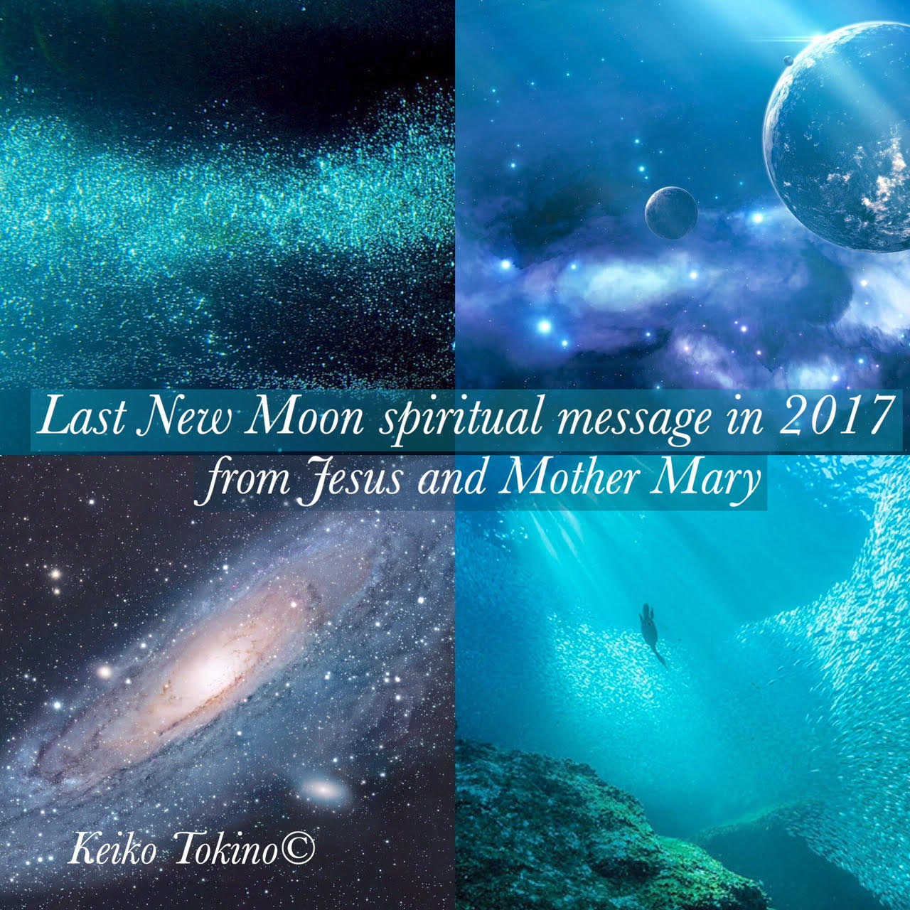 New Moon Message