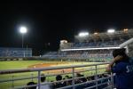 桃園國際棒球場(三塁側)