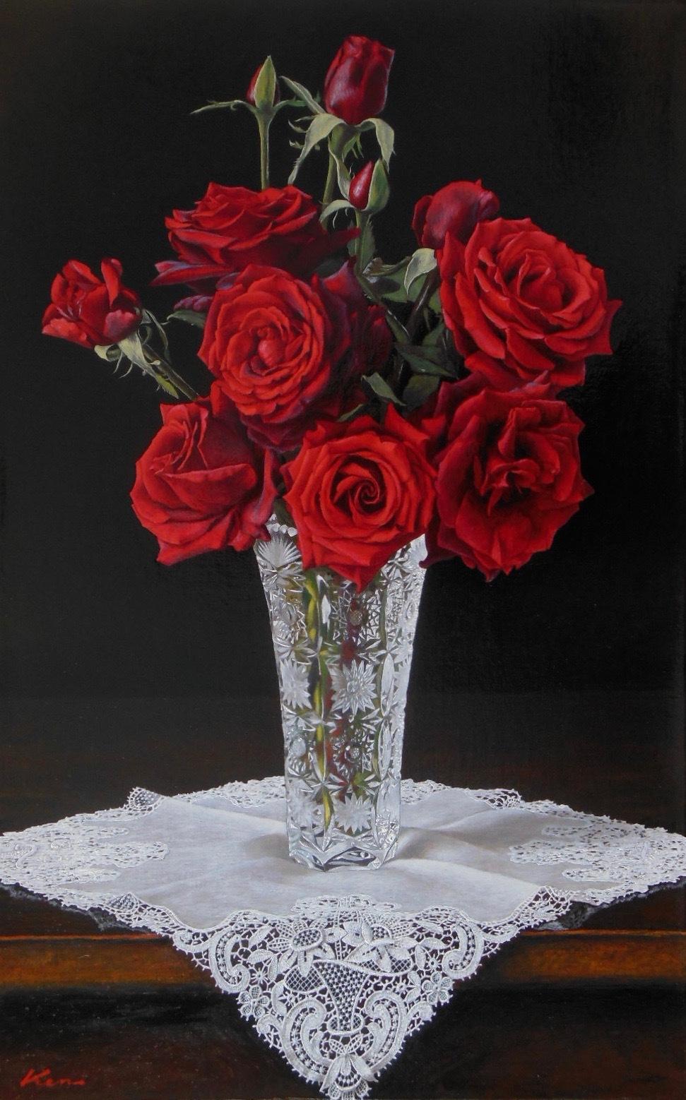 M10号「薔薇の肖像」