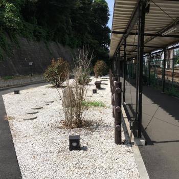 かしわ台駅10/26 6