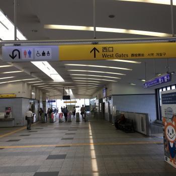 かしわ台駅10/26 12