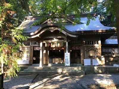 高千穂神社11月