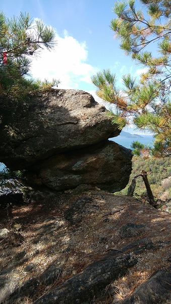 烏帽子岩山9