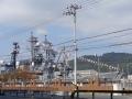 護衛艦の満艦飾1