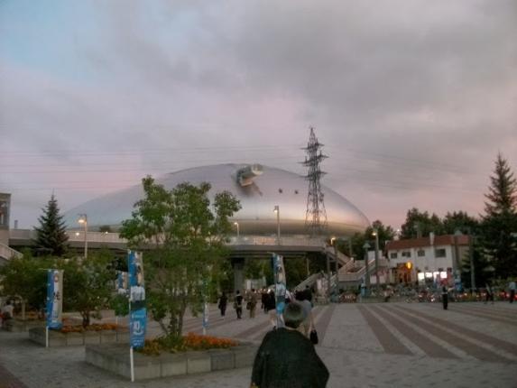 札幌ドーム①