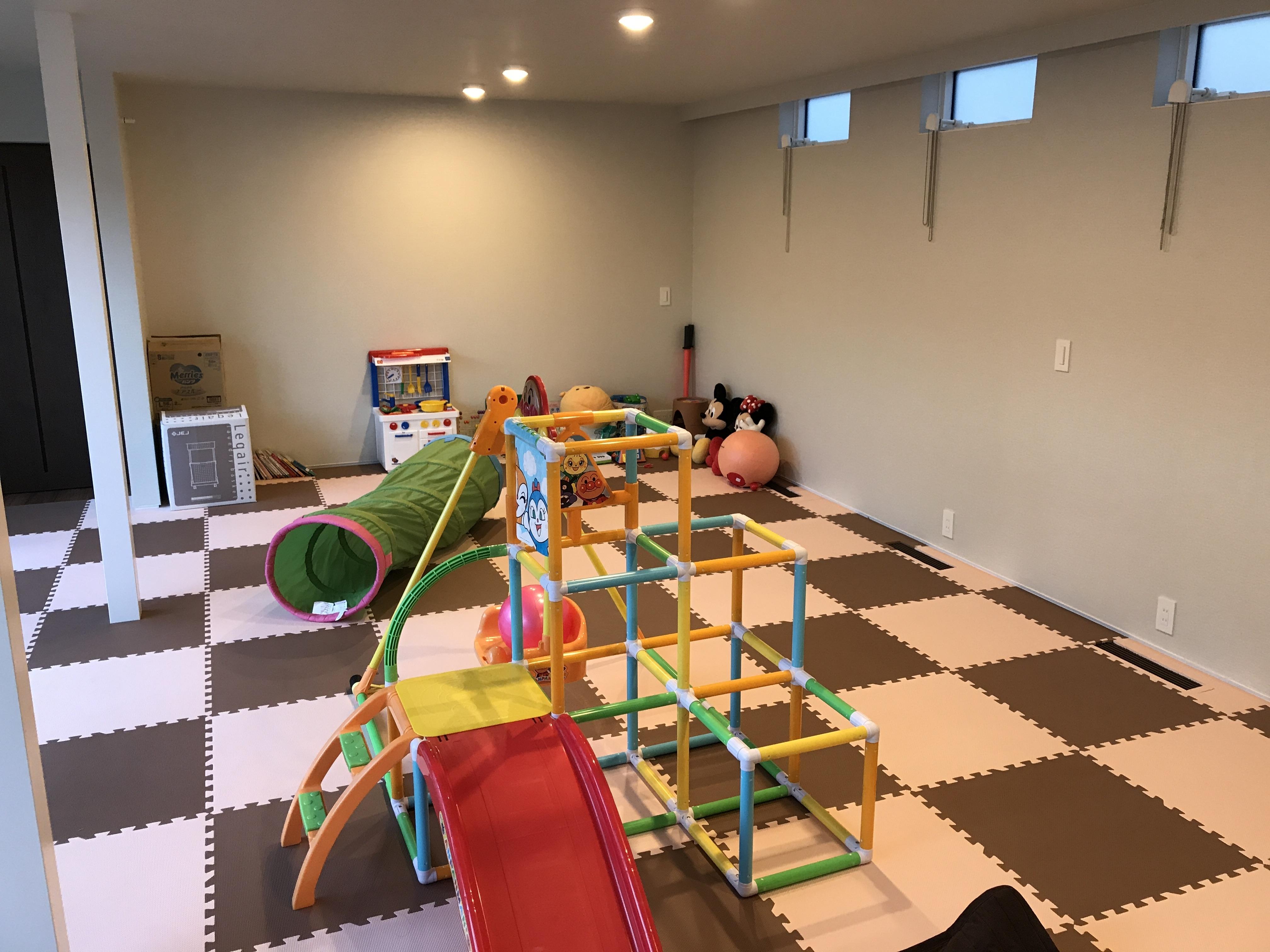 子供部屋入居後2