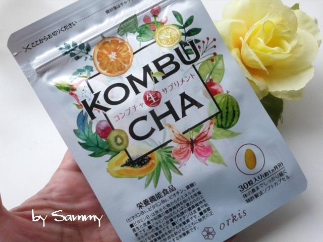 KOMBUCHA生サプリメント 3