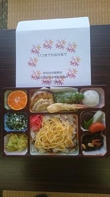 DSC_0189 お弁当サービス2  H29