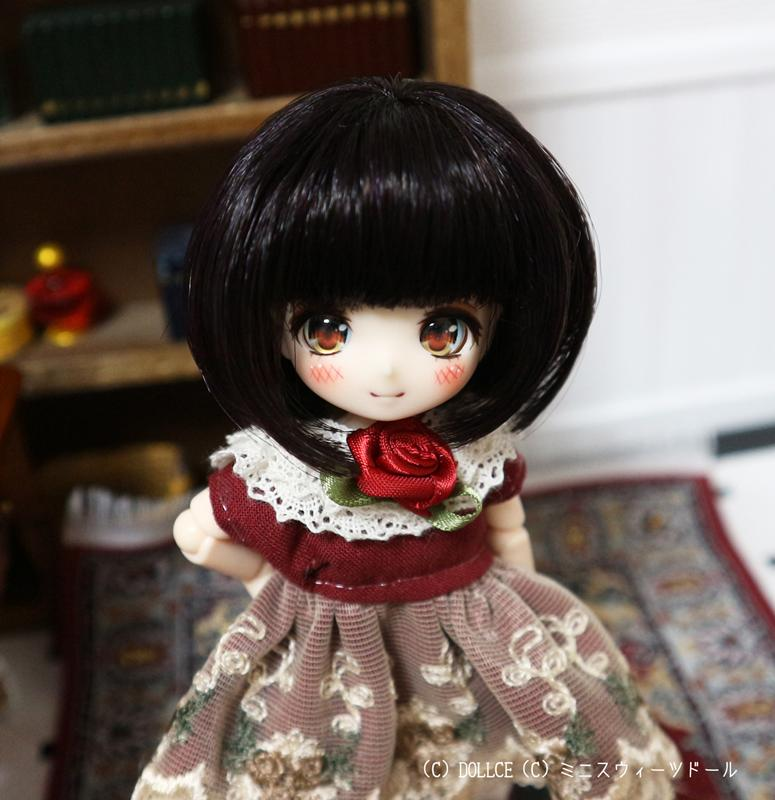 [Suuny*MooN] 4inch wig しずくスタイル ハニーメレンゲ