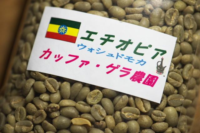 Ethiopia Mocha-Kaffa Gera-01