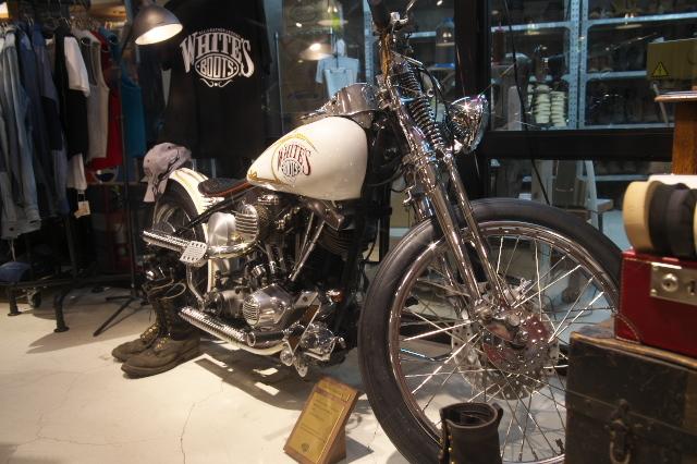 Danner のお店Sutump Town-Harley-01