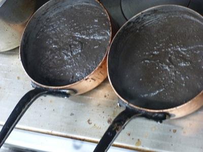 トリュフ鍋
