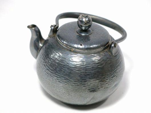 純銀製 急須 煎茶道具