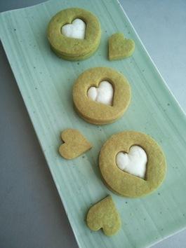 抹茶クッキー(小さい)
