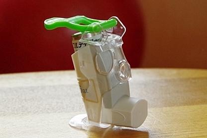 吸入器 1