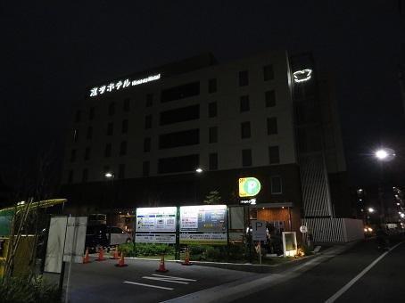 変なホテル舞浜01