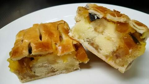 ヤマザキしっとりかぼちゃのケーキ (5)