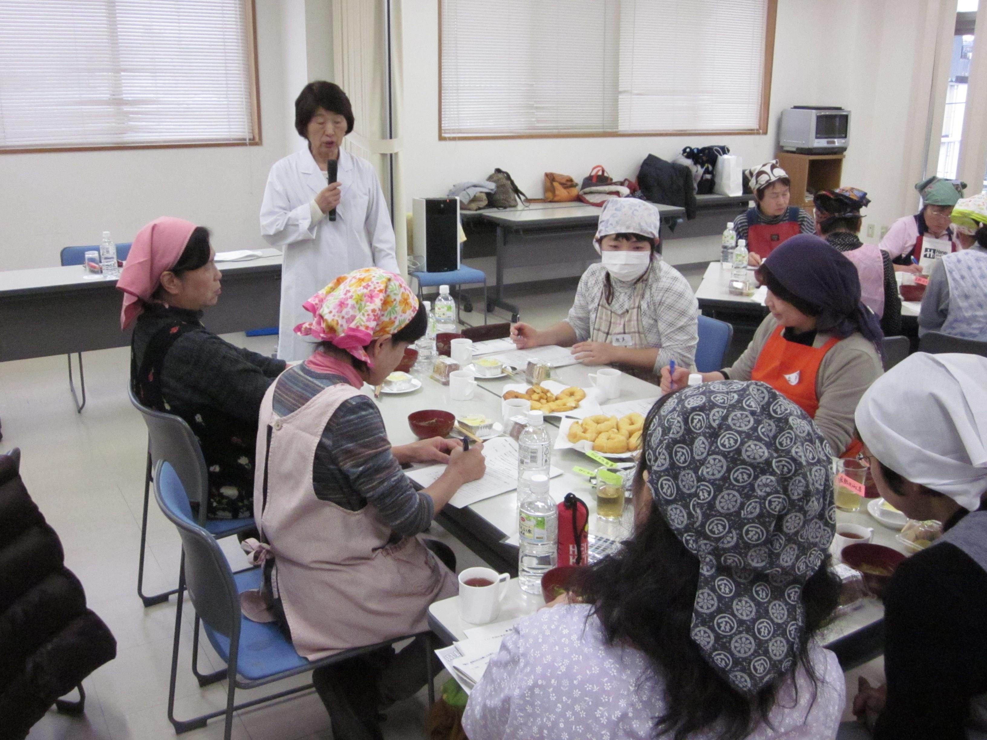 18②食育の会