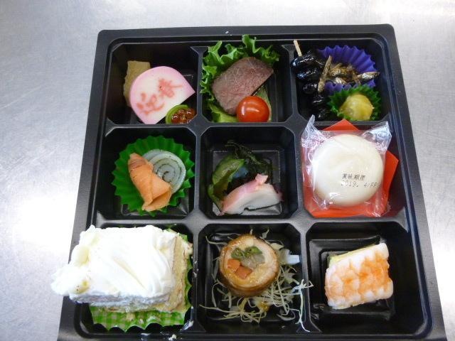 森田 迎春試食会2