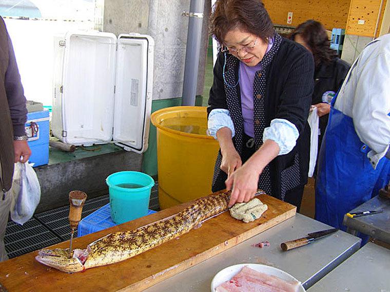 うつぼ料理760
