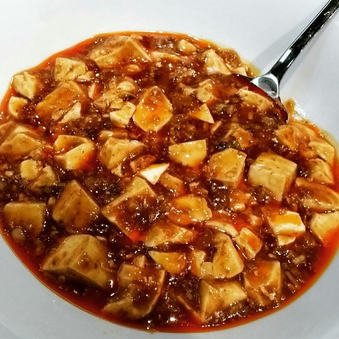 蒼雲 麻婆豆腐