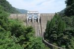 佐波川ダムトンネル1