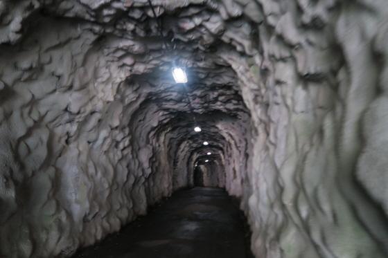 佐波川ダムトンネル6