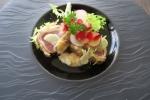 ブルーフォンセ料理1