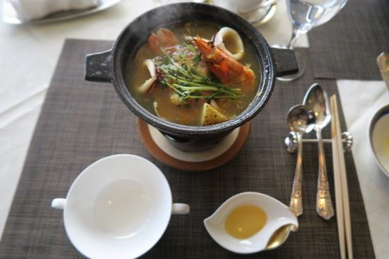ブルーフォンセ料理5