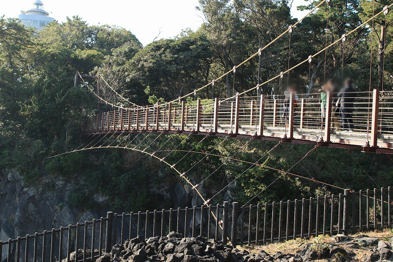 城ケ崎吊り橋2