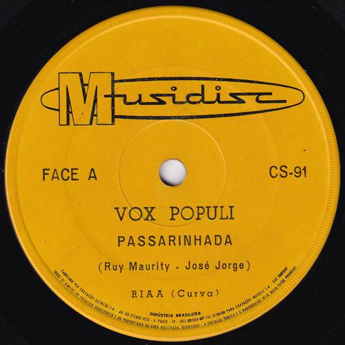 Vox Populi / Passarinhada