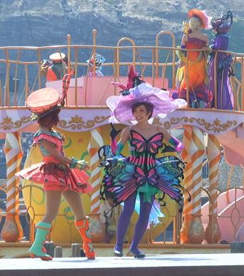 ダンサーその他inハーバー (5)