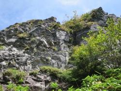 剣ヶ峰岩峰群