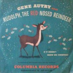 Gene Autry - Rudolph The Red Nosed Reindeer2