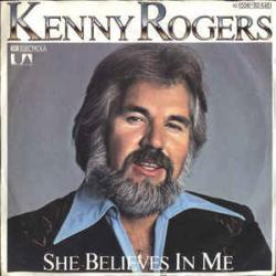 Kenny Rogers - She Believes in Me2