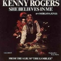 Kenny Rogers - She Believes in Me1