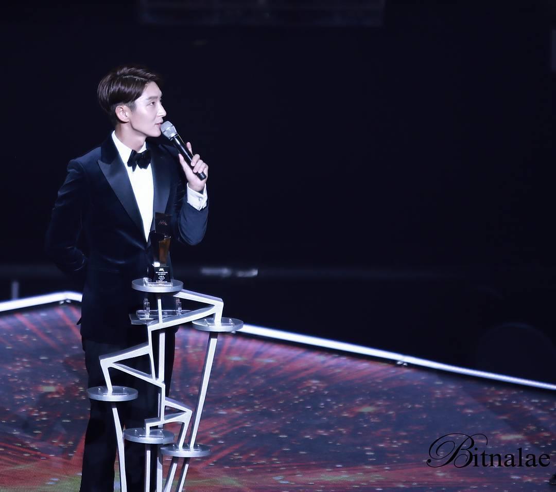 イ・ジュンギ AAA ファビュラス賞受賞