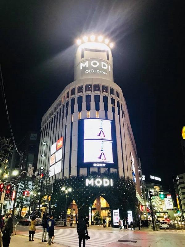 MODI渋谷