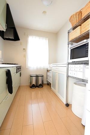 キッチン収納 ブログ