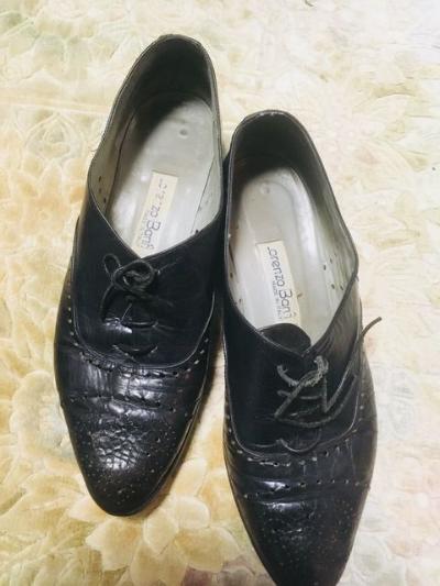 ヴィンテージ おじ靴