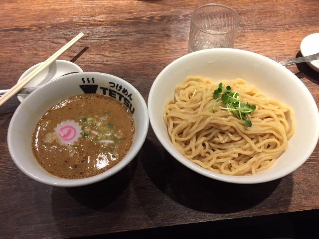 茨城つけ麺