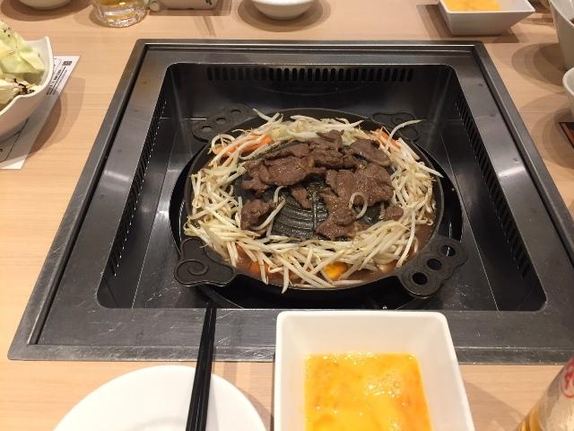 松ジン料理