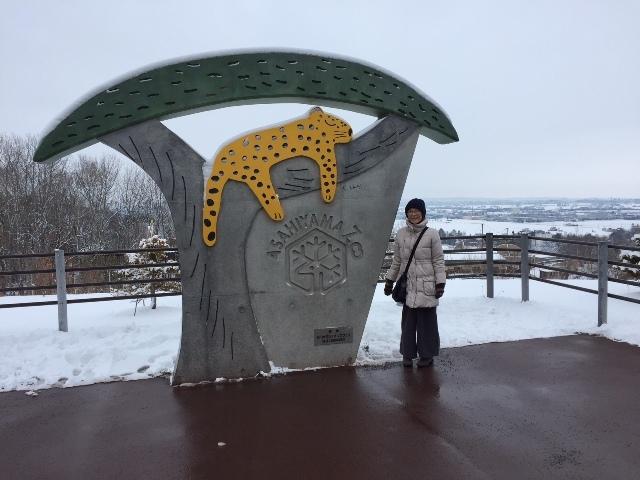 旭山動物園オブジェ