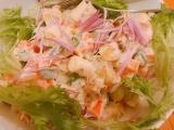 料理3サラダ