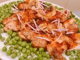 料理4鶏の柚子胡椒焼き