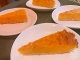 料理8カボチャケーキ
