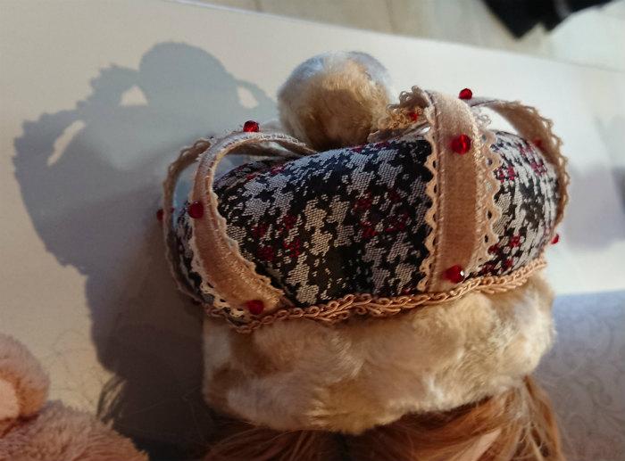 2017手縫いWSクラウン作り3