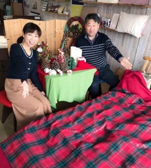 鍵和田さんと写真