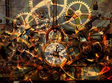 時計じかけの壊れた次元